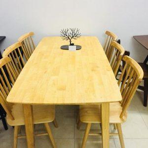 bàng ghế ăn giá rẻ tại hải phòng