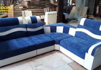 ghế sofa nỉ giá rẻ 116