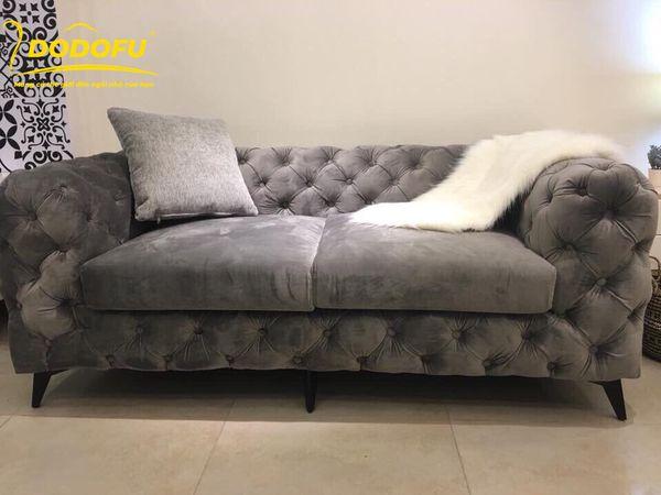 ghế sofa nỉ là gì