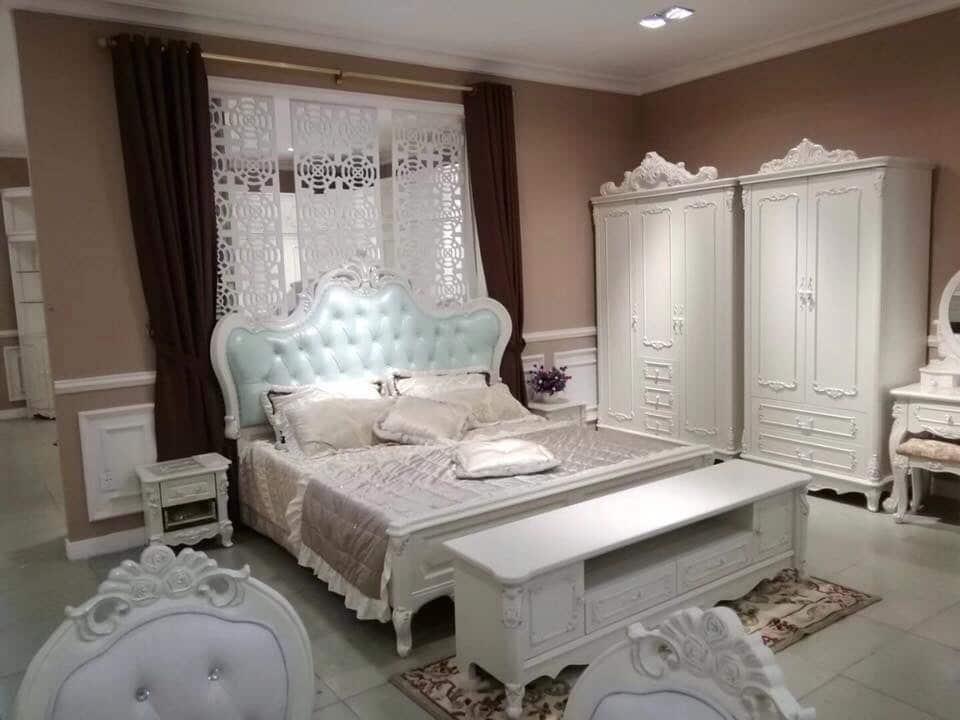 giường ngủ tốt sang trọng