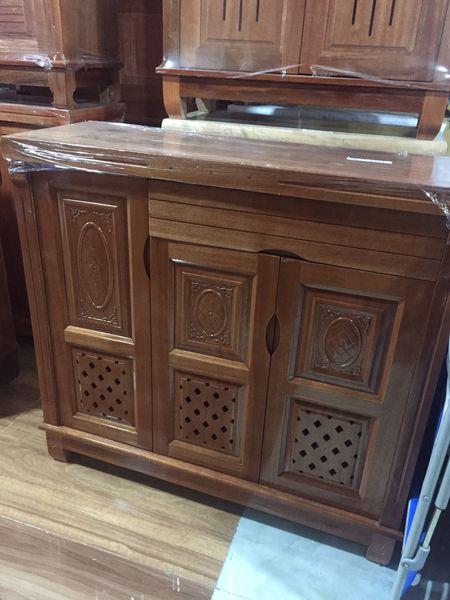 tủ giầy gỗ sồi giá rẻ