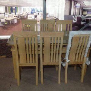 bàn ăn 6 ghế hải phòng