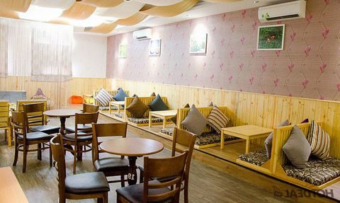 bàn ghế cafe độc đáo hải phòng