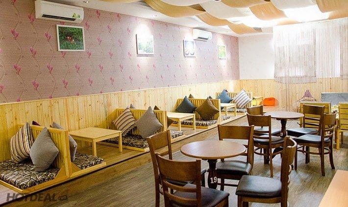 bộ bàn ghế cafe giá rẻ tại hải phòng