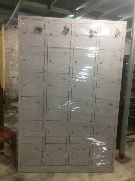 tủ sắt 24 ngăn