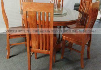 bàn ghế ăn trong gộ hương giá rẻ
