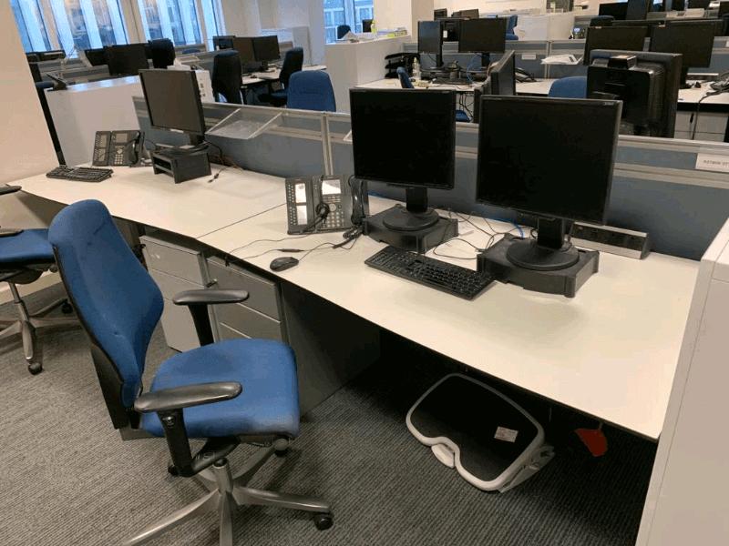 không gian nội thất văn phong hải phòng