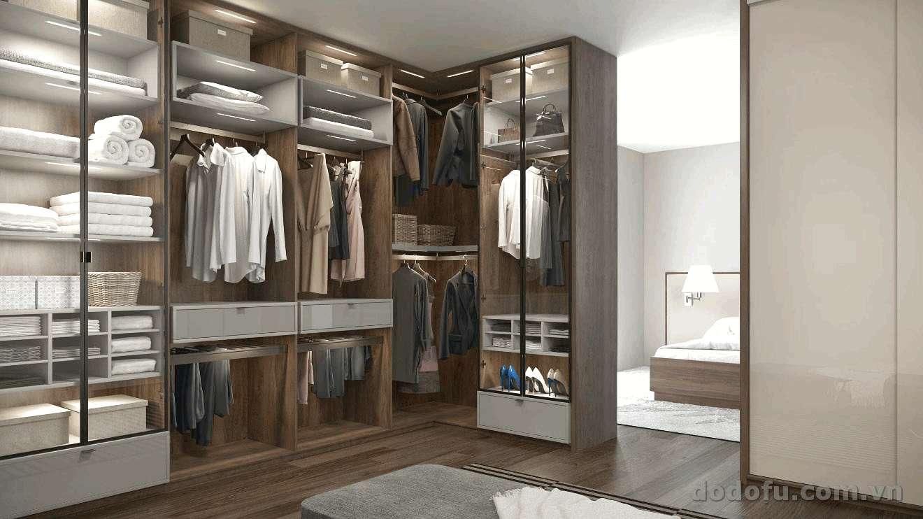 tủ quần áo đa năng