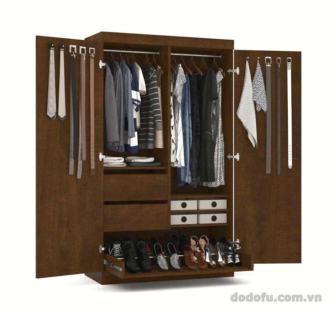 tủ quần áo đẹp châu âu