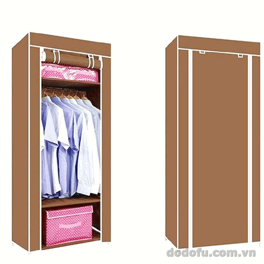 tủ quần áo phòng nhỏ