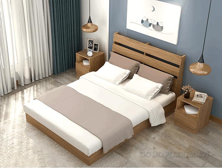 giường ngủ kích thước hợp lý