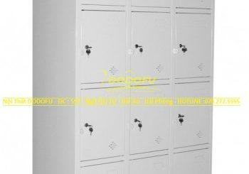 tủ locker sắt 12 ô hải phòng