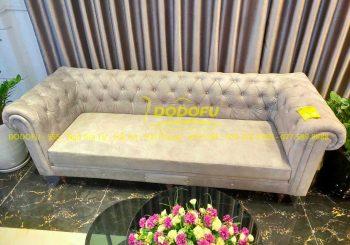 sofa văng nỉ hải phòng sf014