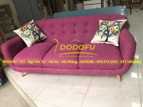 sofa văng nỉ giá rẻ