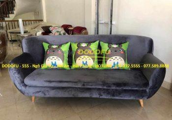 sofa văng nỉ