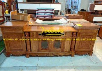 kệ tivi gỗ hương giá rẻ