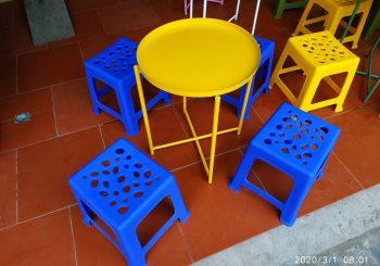 bàn ghế trà chanh hải phòng dodofu