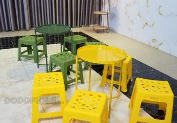 Bàn ghế trà chanh hải phòng