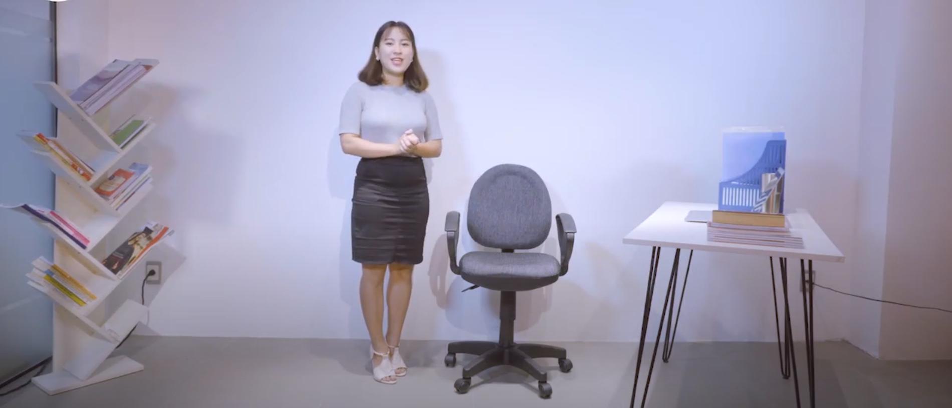ghế xoay văn phòng nhiều kiểu dáng