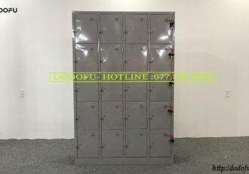 Tủ locke sơn tĩnh điện 20 ô